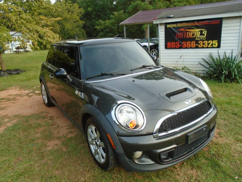 2011 MINI Cooper for sale at Hot Deals Auto LLC in Rock Hill SC