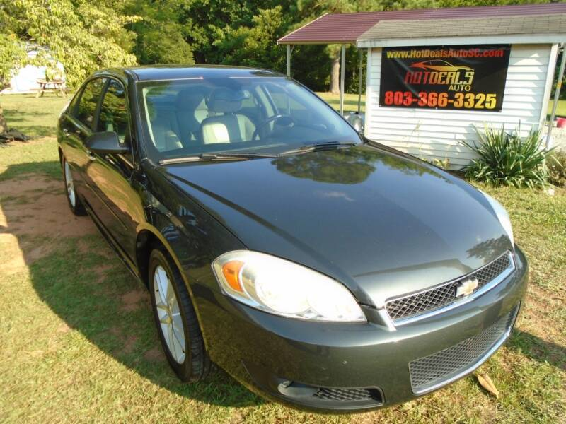 2012 Chevrolet Impala for sale at Hot Deals Auto LLC in Rock Hill SC