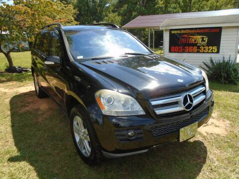 2007 Mercedes-Benz GL-Class for sale at Hot Deals Auto LLC in Rock Hill SC