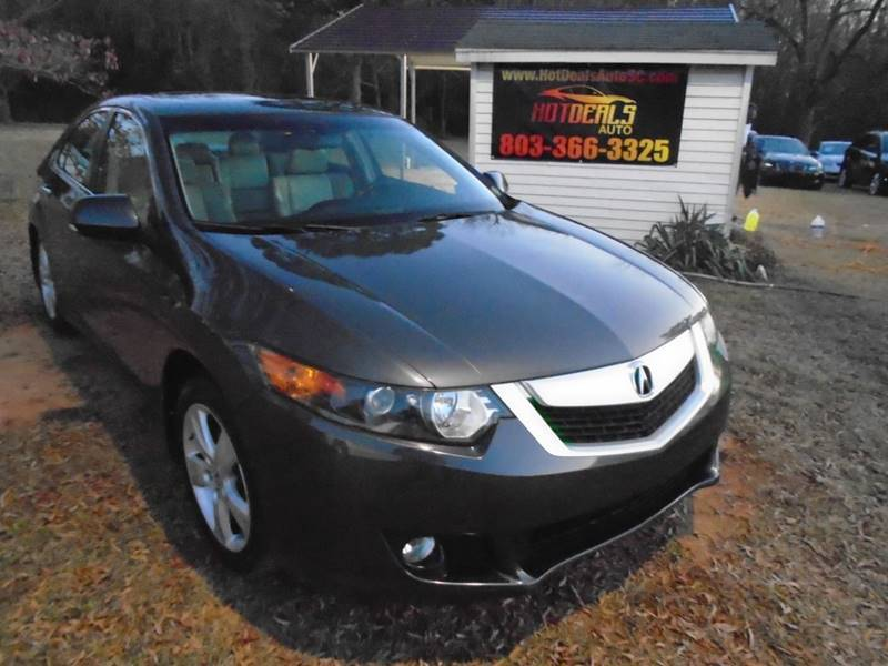 2010 Acura TSX for sale at Hot Deals Auto LLC in Rock Hill SC