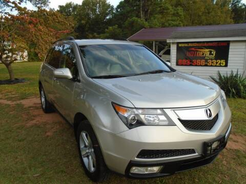 2010 Acura MDX for sale at Hot Deals Auto LLC in Rock Hill SC