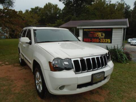 2008 Jeep Grand Cherokee for sale at Hot Deals Auto LLC in Rock Hill SC