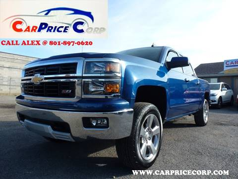 2015 Chevrolet Silverado 1500 for sale in Murray, UT