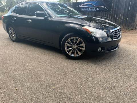 2013 Infiniti M37 for sale at Hatimi Auto LLC in Buda TX