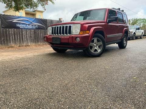 2010 Jeep Commander for sale in Buda, TX