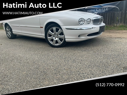 2004 Jaguar X-Type for sale at Hatimi Auto LLC in Buda TX