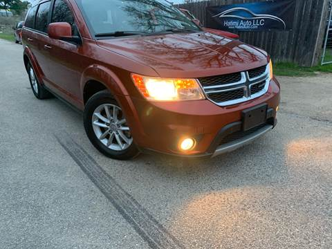 2014 Dodge Journey for sale at Hatimi Auto LLC in Buda TX