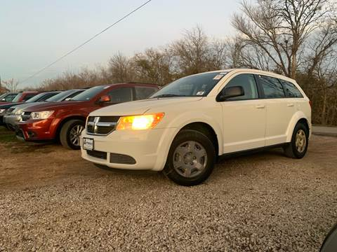 2009 Dodge Journey for sale at Hatimi Auto LLC in Buda TX