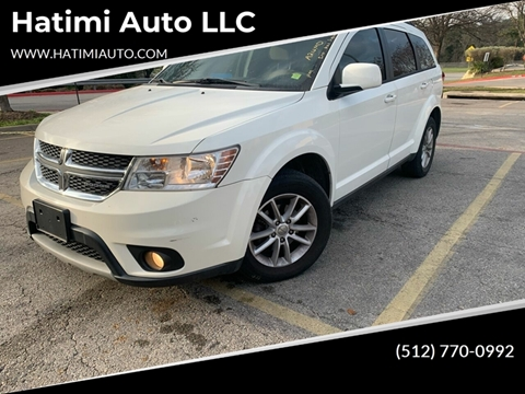 2011 Dodge Journey for sale at Hatimi Auto LLC in Buda TX