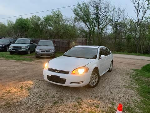 2013 Chevrolet Impala for sale at Hatimi Auto LLC in Buda TX