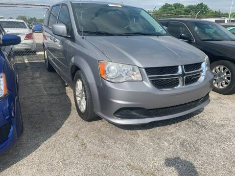 2014 Dodge Grand Caravan for sale at Hatimi Auto LLC in Buda TX