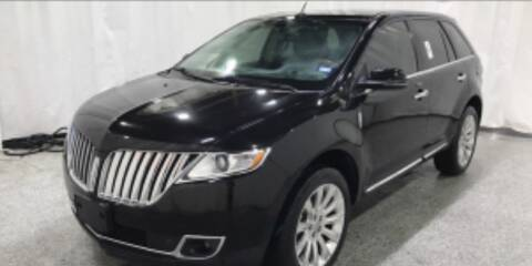 2013 Lincoln MKX for sale at Hatimi Auto LLC in Buda TX