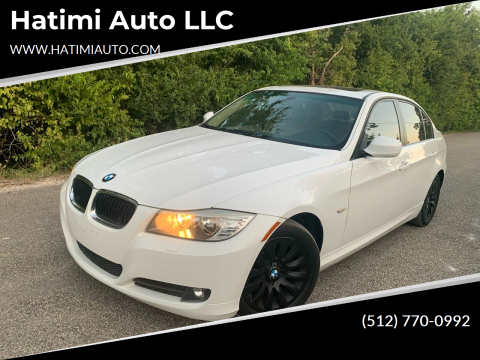 2009 BMW 3 Series for sale at Hatimi Auto LLC in Buda TX