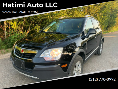 2009 Saturn Vue for sale at Hatimi Auto LLC in Buda TX