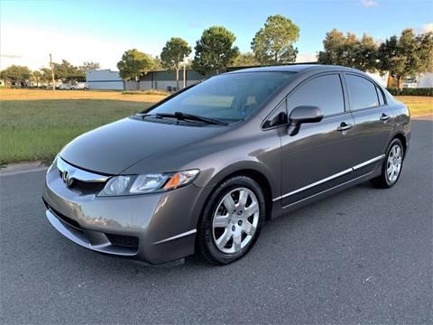 2010 Honda Civic for sale in Orlando, FL