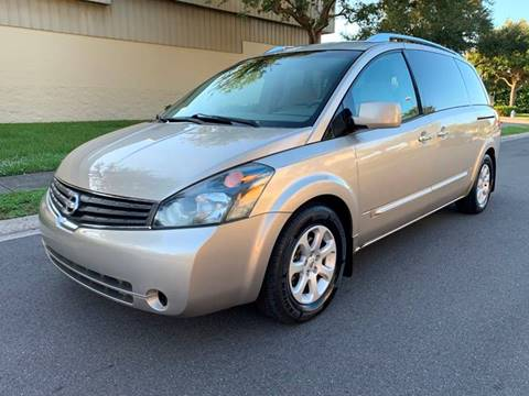 2007 Nissan Quest for sale in Orlando, FL