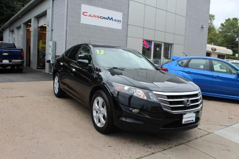 2012 Honda Crosstour for sale in Manchester, CT