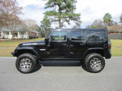 Used Jeep Wrangler Unlimited For Sale in Louisiana ...