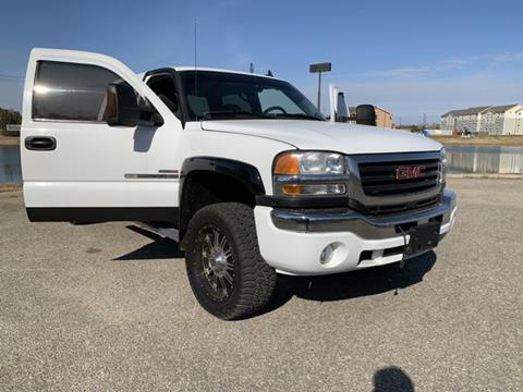 2006 GMC Sierra 2500HD for sale in Junction City, KS