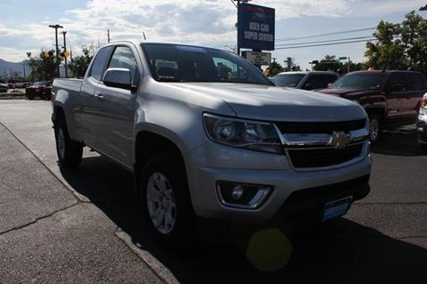 2018 Chevrolet Colorado for sale in Albuquerque, NM