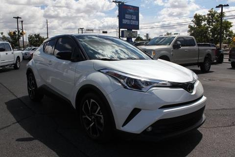 2019 Toyota C-HR for sale in Albuquerque, NM