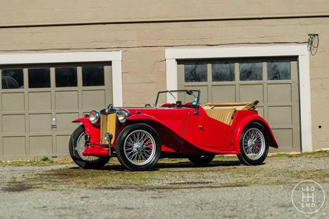 1948 MG TC for sale in Peapack, NJ