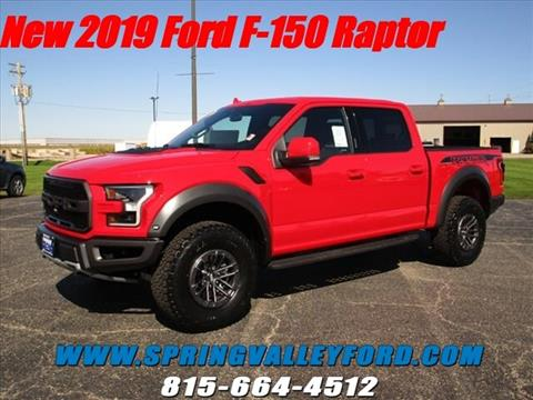 2019 Ford F-150 for sale in Spring Valley, IL