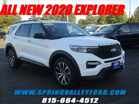 2020 Ford Explorer for sale in Spring Valley, IL