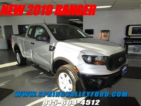 2019 Ford Ranger for sale in Spring Valley, IL