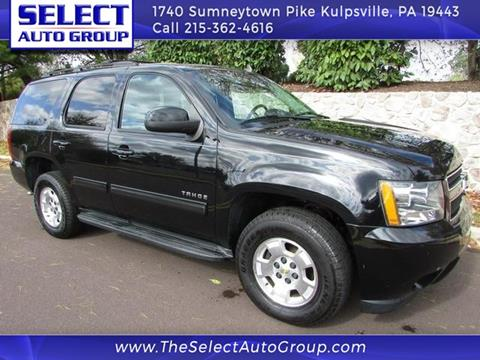 2014 Chevy Tahoe For Sale >> 2014 Chevrolet Tahoe For Sale In Kulpsville Pa
