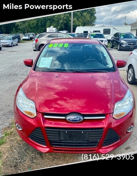 2012 Ford Focus for sale in Grain Valley, MO