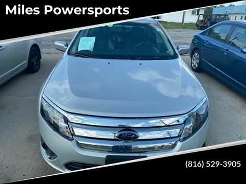2010 Ford Fusion for sale in Grain Valley, MO