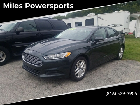2015 Ford Fusion for sale in Grain Valley, MO