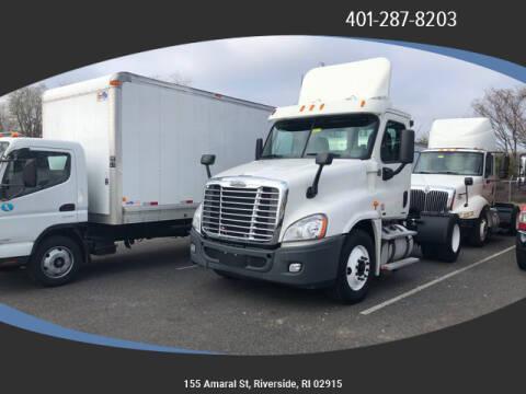 Freightliner Las Vegas >> Used Freightliner Cascadia For Sale In Las Vegas Nv