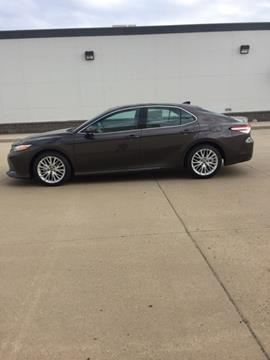 2018 Toyota Camry for sale in Pierre, SD