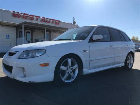 2003 Mazda Protege5 for sale in West Valley City, UT