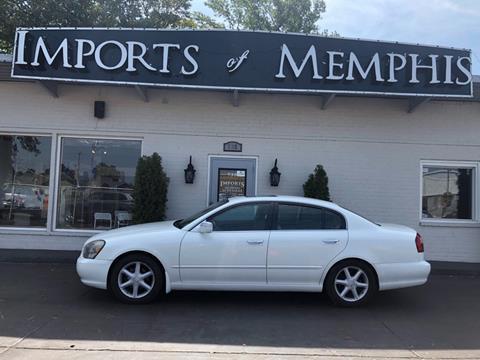 2003 Infiniti Q45 for sale in Memphis, TN