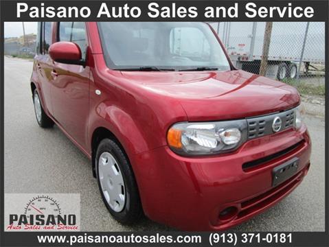 2013 Nissan cube for sale in Kansas City, KS