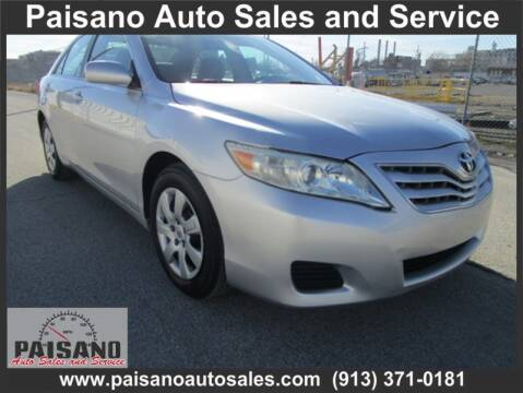 2011 Toyota Camry For Sale >> 2011 Toyota Camry For Sale In Kansas City Ks