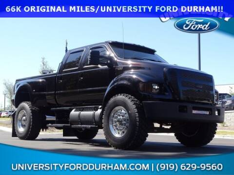 2006 Ford F-650 Super Duty for sale in Durham, NC