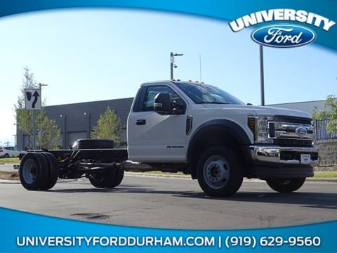 2019 Ford F-550 Super Duty for sale in Durham, NC