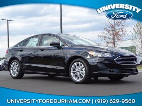 2020 Ford Fusion Hybrid for sale in Durham, NC