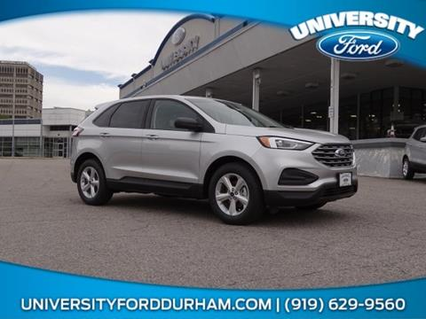 2019 Ford Edge for sale in Durham, NC