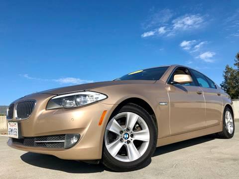 San Jose BMW >> 2011 Bmw 5 Series For Sale In San Jose Ca