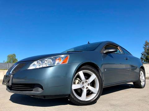 2006 Pontiac G6 for sale in San Jose, CA