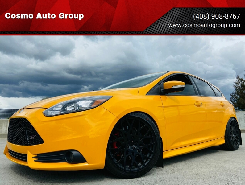 2014 Ford Focus for sale at Cosmo Auto Group in San Jose CA