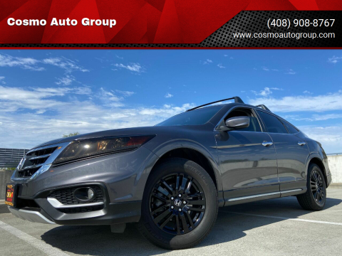 2015 Honda Crosstour for sale at Cosmo Auto Group in San Jose CA