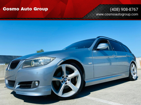 2009 BMW 3 Series for sale at Cosmo Auto Group in San Jose CA