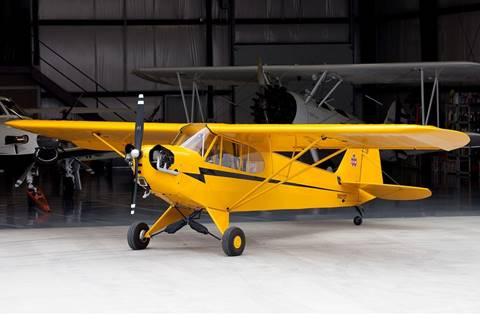 1947 Piper J-3 Cub for sale in Fredericksburg, TX