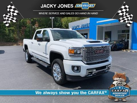 2019 GMC Sierra 2500HD for sale in Murphy, NC